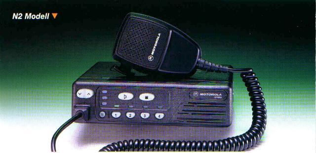 Ogromny Motorola GM600 JW34