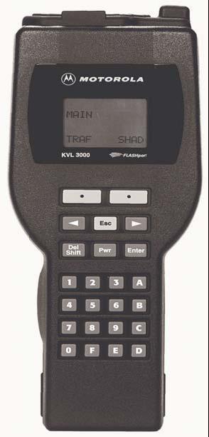Motorola Kvl 3000